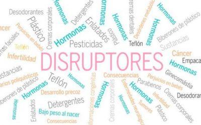 Disruptores endocrinos en los principios activos de la cosmética